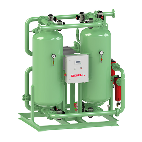 Secador De Adsorción De Calor Residual